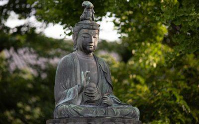 Les 10 Grands Disciples du Bouddha Gautama